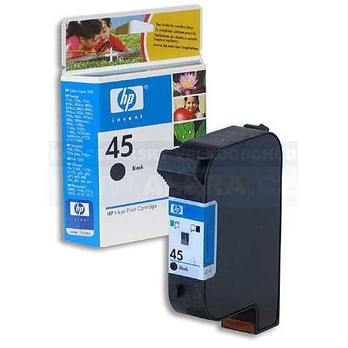Kazeta HP 51645A DJ 950C /PSC No.45