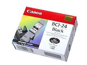Kazeta Canon BCI 21B černá