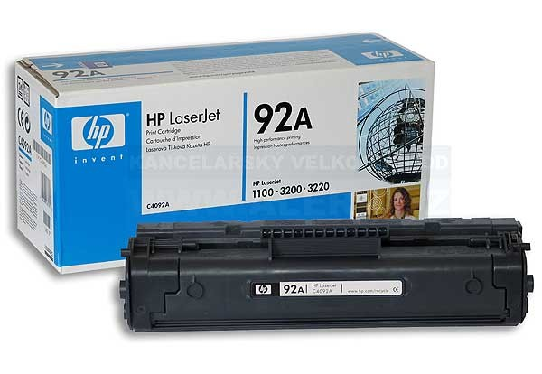 Cartridge HP C4092A LJet 1100/A