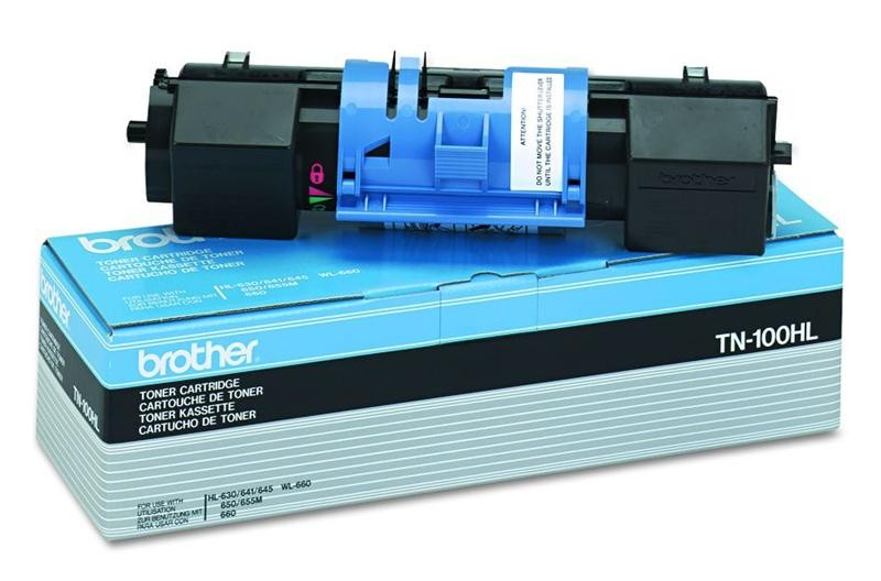 Cartridge Brother TN-100 HL 630